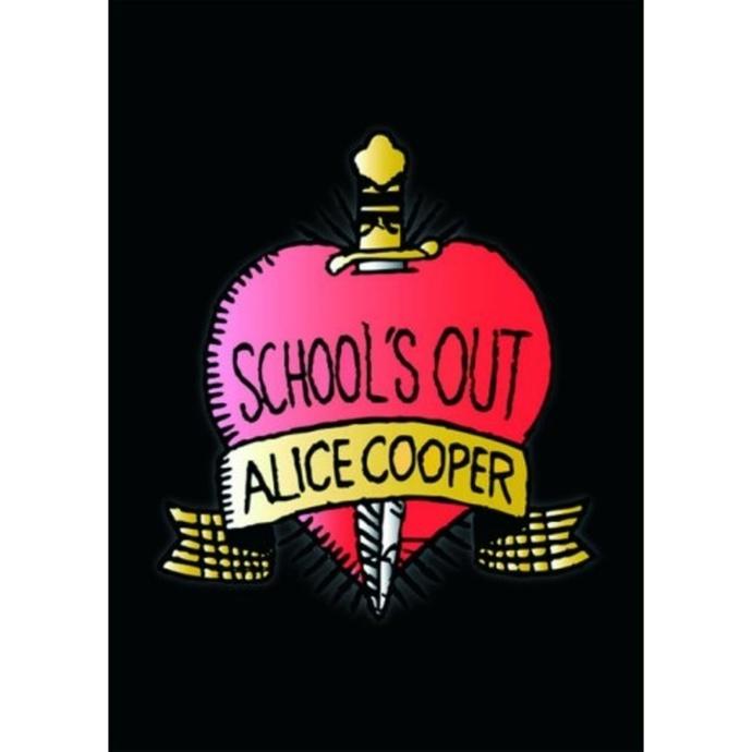 pohlednice Alice Cooper - ROCK OFF
