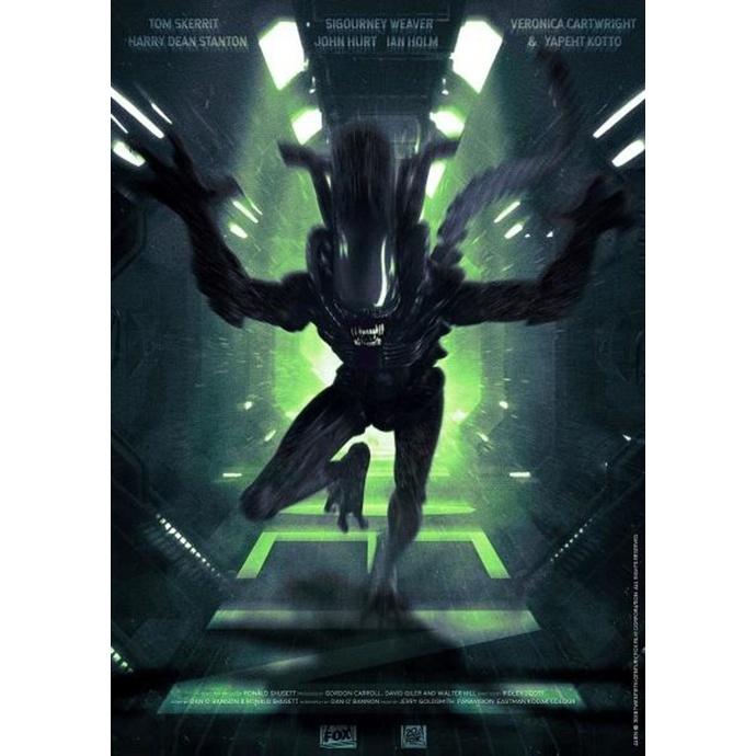obraz Alien - Attack