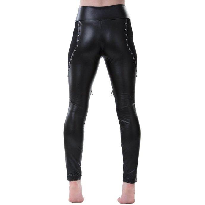 kalhoty dámské (leginy) KILLSTAR - ASGARD - BLACK