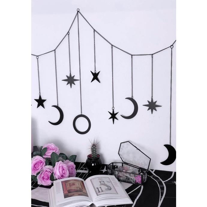 dekorace KILLSTAR - Astral - BLACK