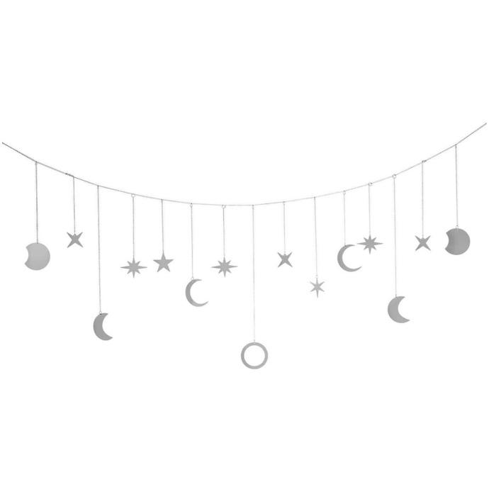 dekorace KILLSTAR - Astral - SILVER