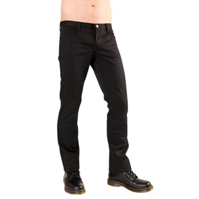 kalhoty Black Pistol - Hipster Denim Black