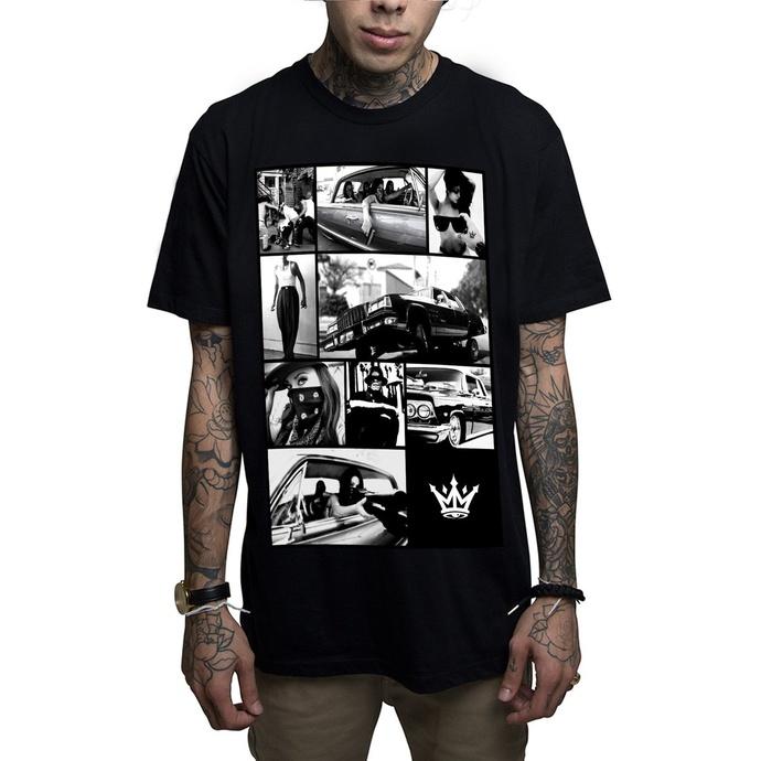 tričko pánské MAFIOSO - Barrio - Black