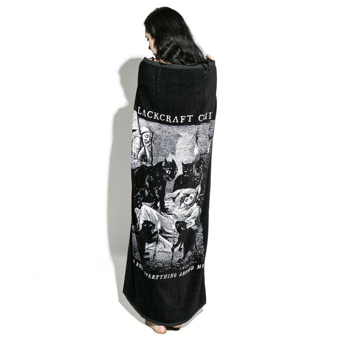 ručník (osuška) BLACK CRAFT - Cats Rule