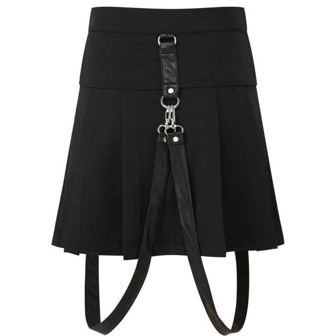 sukně dámská KILLSTAR - Blaire Bitch - Black