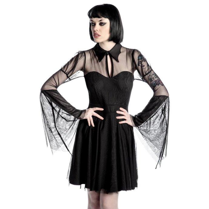 šaty dámské KILLSTAR - Bound By Blood - Black