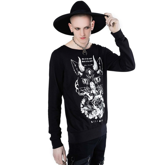 mikina unisex KILLSTAR - Cat Lord