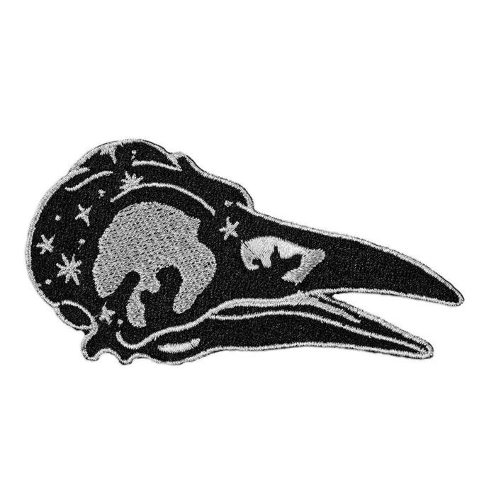 nažehlovačka (nášivka) KILLSTAR - Crow