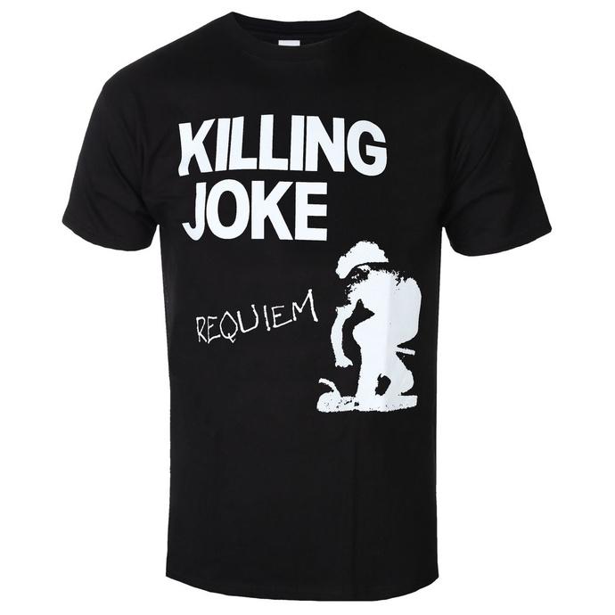 tričko pánské KILLING JOKE - REQUIEM - PLASTIC HEAD