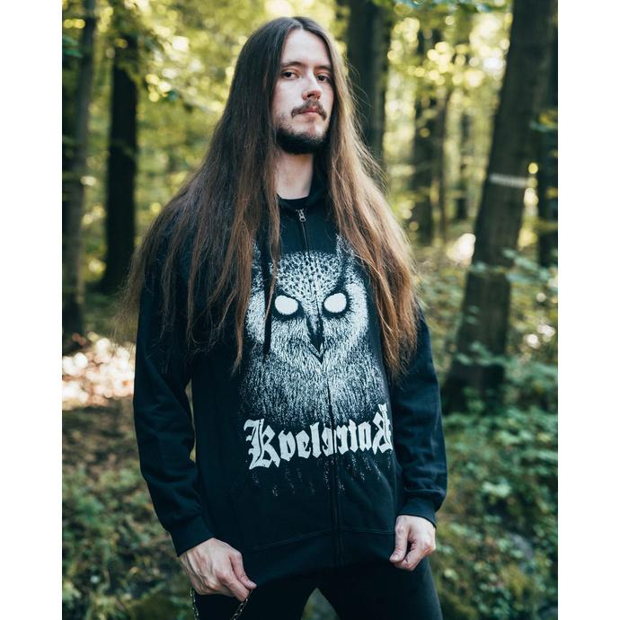 mikina pánská Kvelertak - Barlett Owl - KINGS ROAD