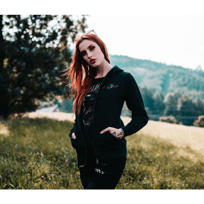 mikina dámská Malignant Tumour - The Metallist