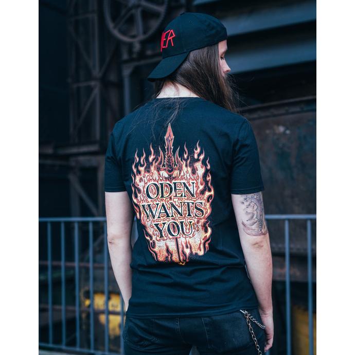 tričko pánské AMON AMARTH - ODEN WANTS YOU - PLASTIC HEAD