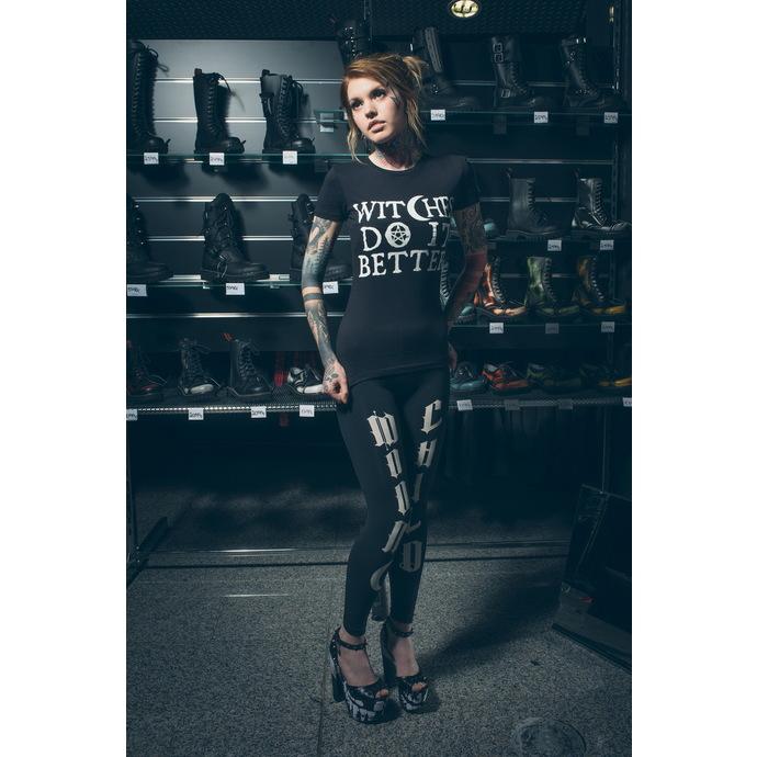 tričko dámské BLACK CRAFT - Witches Do It Better - Black