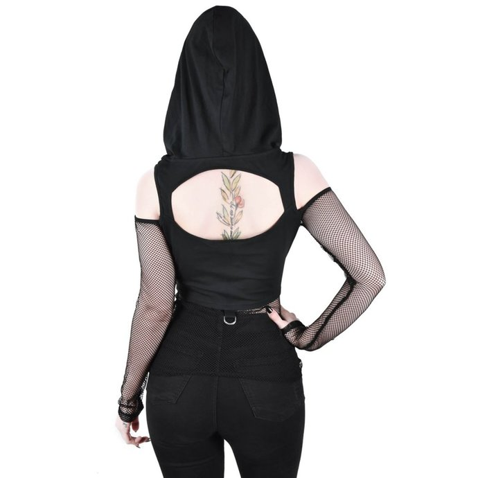 tričko dámské s dlouhým rukávem KILLSTAR - Exit Wound