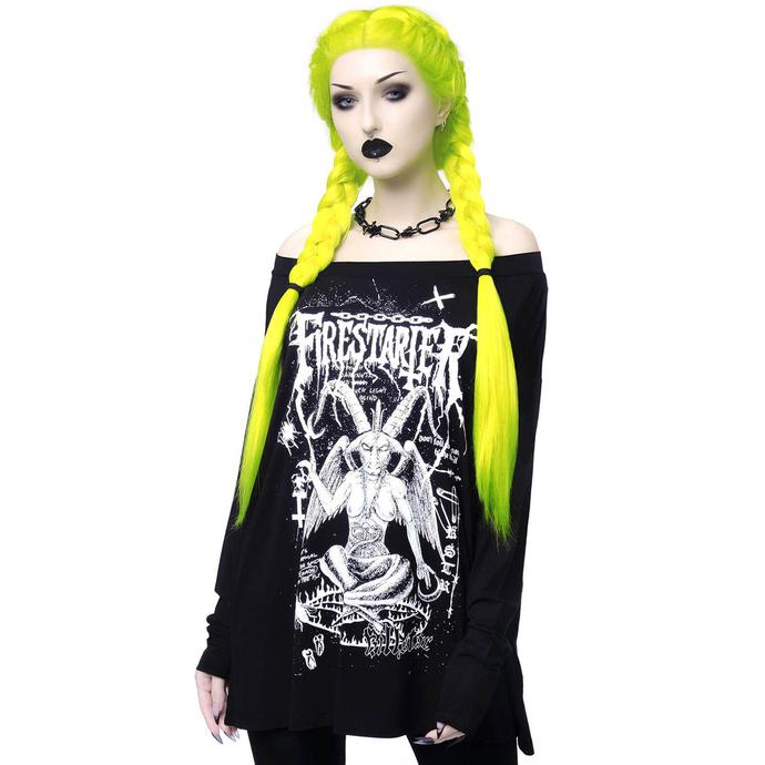 tričko dámské s dlouhým rukávem KILLSTAR - Firestarter