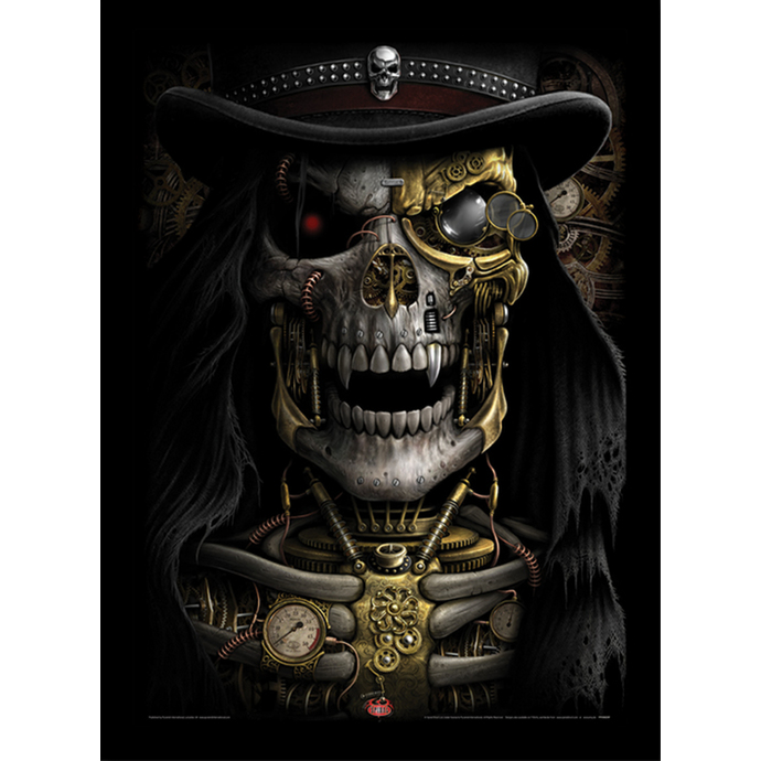 obraz Spiral - (Steampunk Reaper) - PYRAMID POSTERS