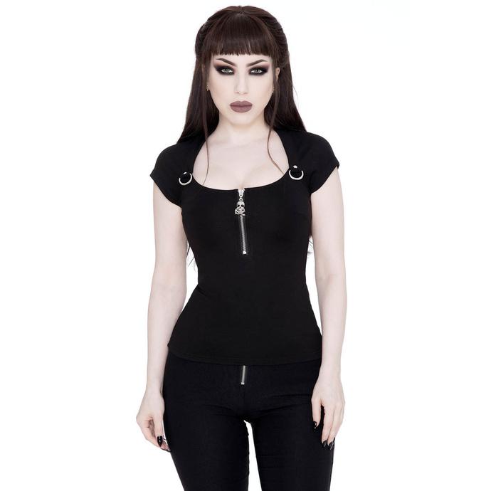 tričko dámské KILLSTAR - Gennie - BLACK