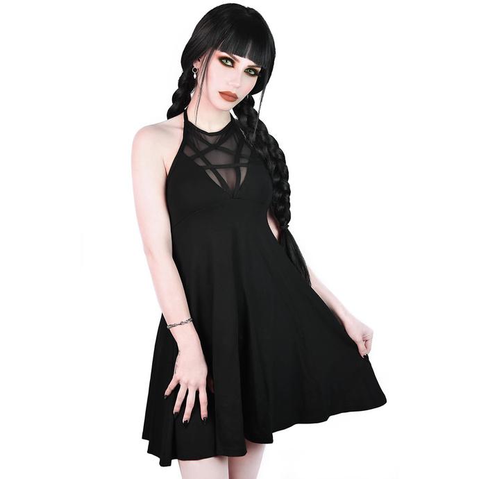 šaty dámské KILLSTAR - Hades Sun - BLACK