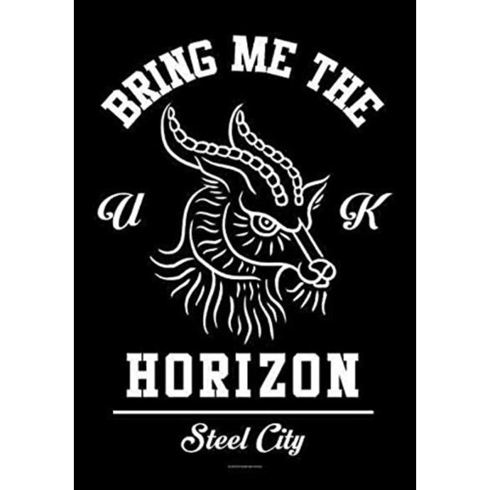 vlajka Bring Me the Horizon - Goat