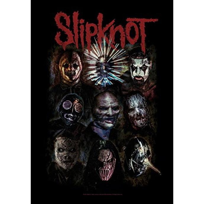 vlajka Slipknot - Oxidized