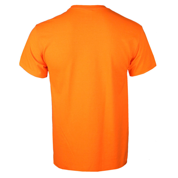 tričko pánské GUTALAX - toilet brushes - savety orange - ROTTEN ROLL REX