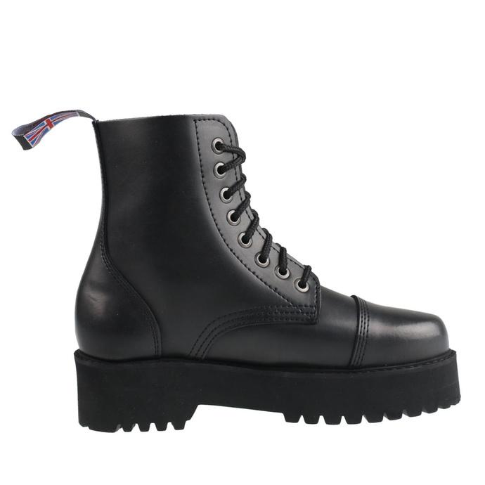 boty STEADY´S - 8 dírkové - Black