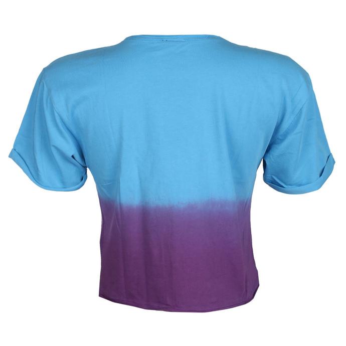 tričko dámské (top)  LED ZEPPELIN - ICARUS BLUE TO PURPLE - AMPLIFIED