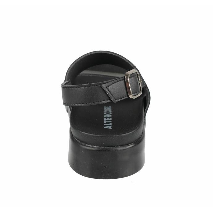 boty dámské (sandály) ALTERCORE -  Camille - Vegan Black