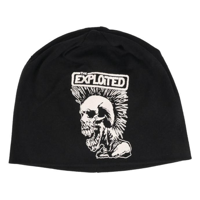 kulich The Exploited - Mohican Skull - RAZAMATAZ