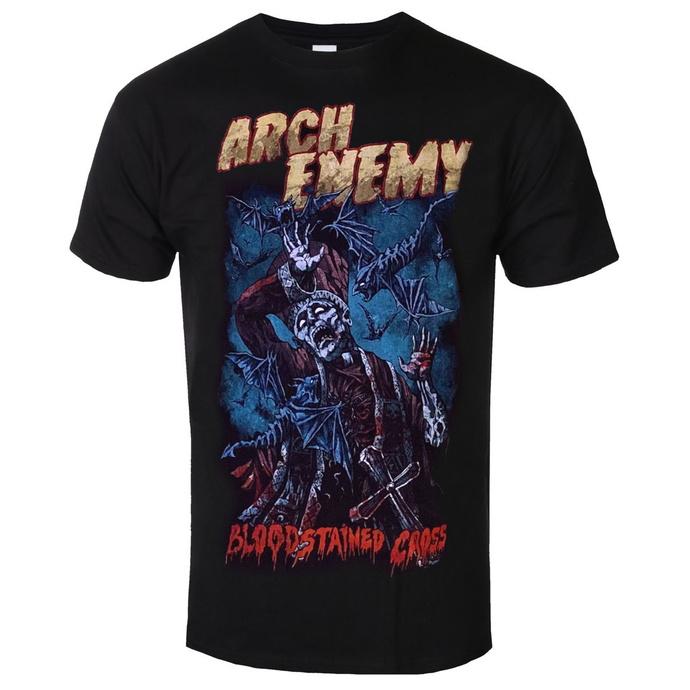 tričko pánské Arch Enemy - Bloodstained Cross - ART WORX