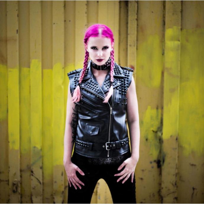 vesta (unisex) KILLSTAR - Doom - Vegan - Black