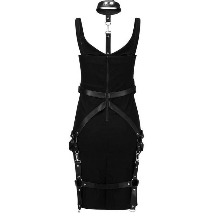 šaty dámské KILLSTAR - Locked Away - BLACK