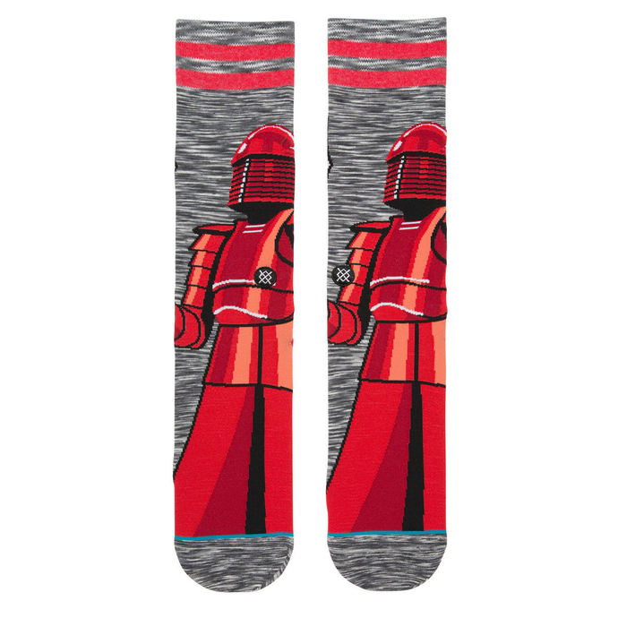 ponožky STAR WARS - RED GUARD GREY - STANCE