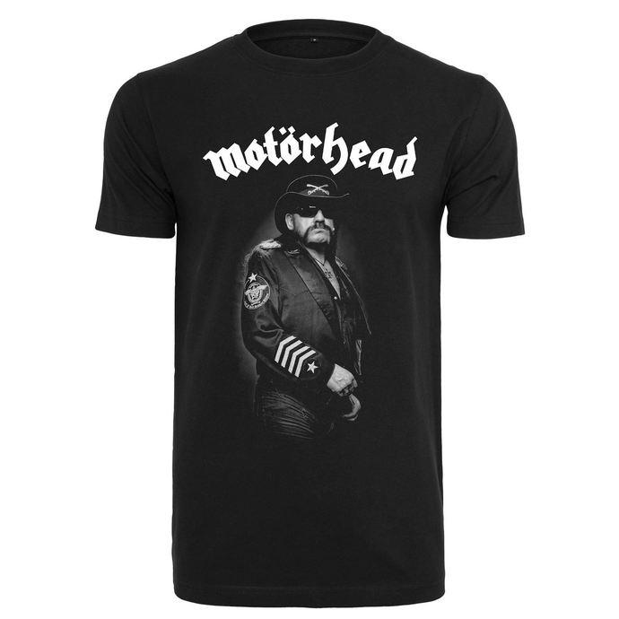 tričko pánské Motörhead - Lemmy Warpig - black