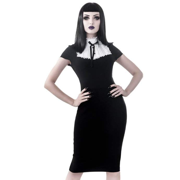 šaty dámské KILLSTAR - Melisandra - BLACK
