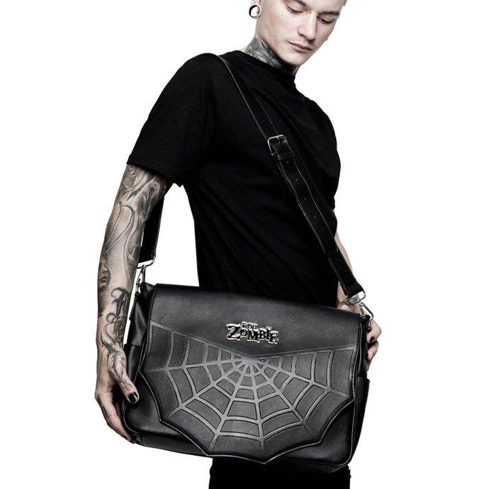 taška (kabelka) KILLSTAR - Rob Zombie - Monster - BLACK