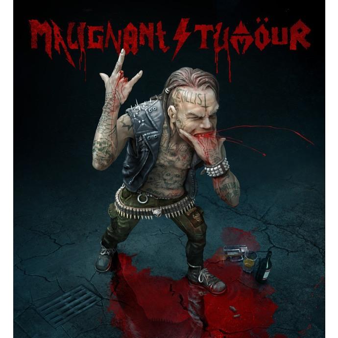 DIGIPACK CD Malignant Tumour - The Metallist