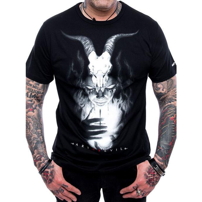 tričko pánské ART BY EVIL - Andrey Skull
