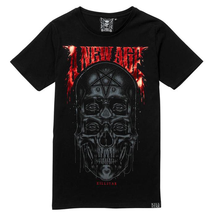 tričko pánské KILLSTAR - New Age - BLACK