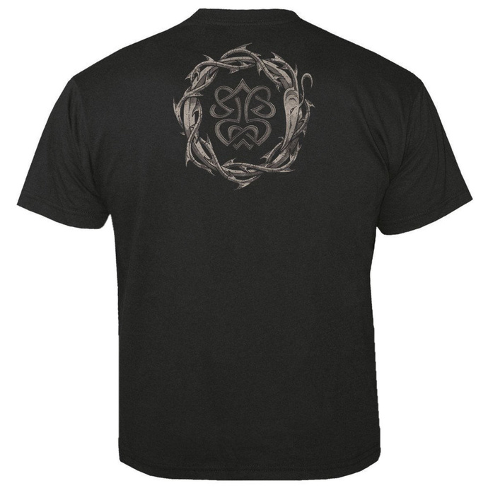 tričko pánské PARADISE LOST - Obsidian rose - NUCLEAR BLAST