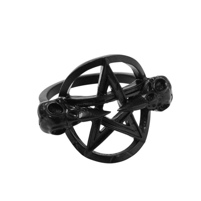 prsten KILLSTAR - Prey - BLACK