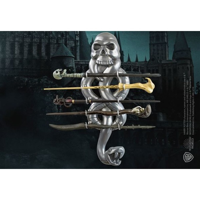 dekorace HARRY POTTER - The Dark Mark Wand Collection