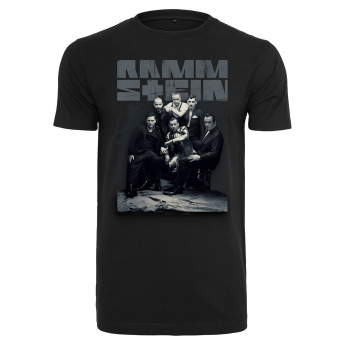 tričko pánské Rammstein - Band Photo