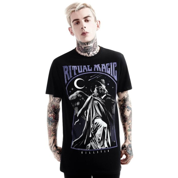 tričko pánské KILLSTAR - Ritual - Black