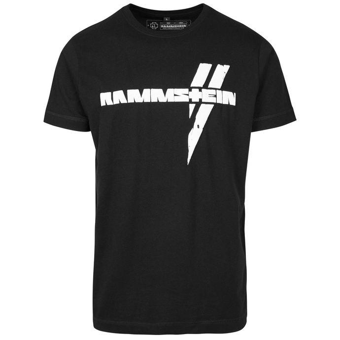 tričko pánské RAMMSTEIN - Balken - black