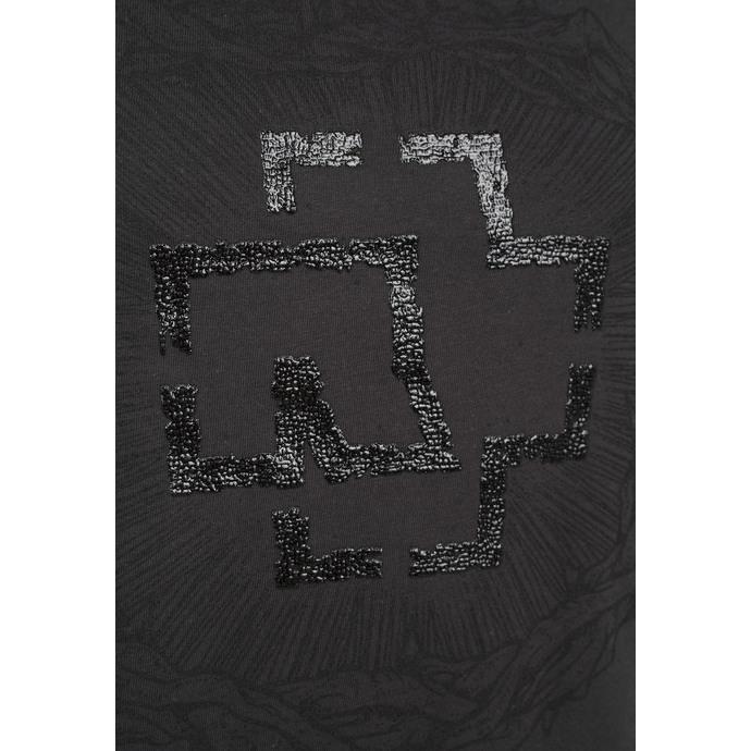 tričko dámské RAMMSTEIN - charcoal