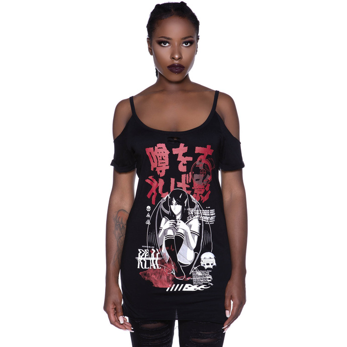 tričko dámské KILLSTAR - Rumour Distress