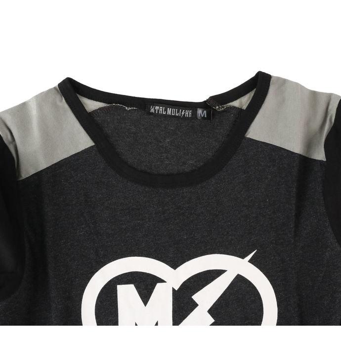 tričko dámské s dlouhým rukávem METAL MULISHA - SMOKE