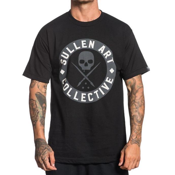 tričko pánské SULLEN - EVERYDAY - BLACK