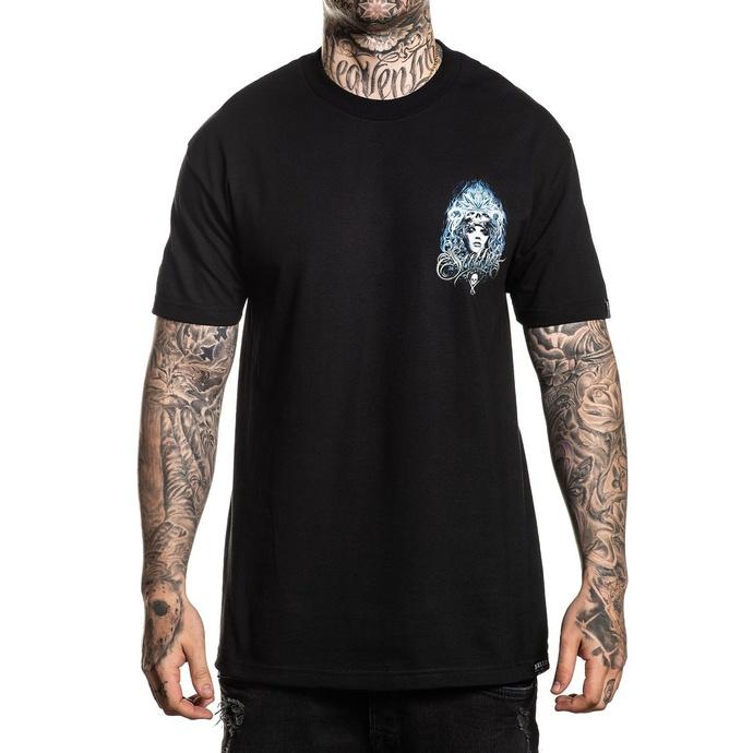 tričko pánské SULLEN - ZUMBERGE - BLACK